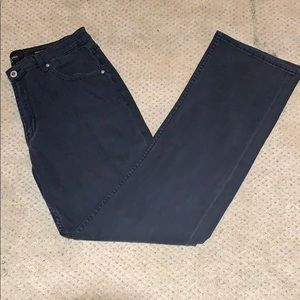 Jack of spades high roller twill black jeans